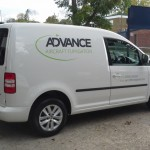 Advance Fumigation Van