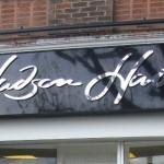 Hudson HAir fascia