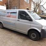 Mendall Refridgeration Van