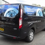 Roebb Installations van graphics