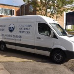 Southern Overall Service - New van delivery
