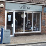 Willow Shop front