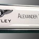 bentley_name_badge