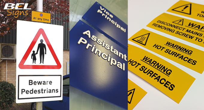 All aspects of Health & Safety Signage