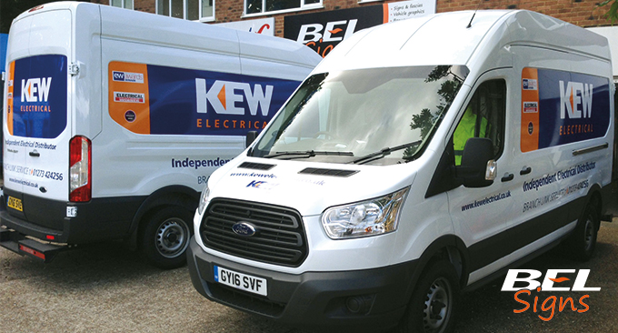 Kew Electrical Ford Transit
