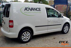 VW Van Signwriting