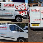 Henfield Hire Van Graphics | Sign Company Horsham Sussex