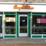 Horsham Shop Front with 3D Lettering