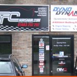 Digitally Printed Fascia Signage Horsham Garage