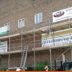 Scaffolding Banners | Sign Company Horsham