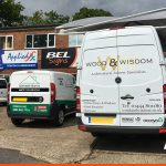 Vehicle graphics | Sign Company Horsham | Sussex