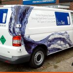 Partial Wrap | Vehicle Signwriting Horsham