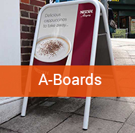 A-Boards | BEL Signs