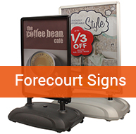 Forecourt Signs | BEL Signs