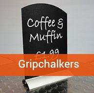 CripChalk Table Sign | BEL Signs