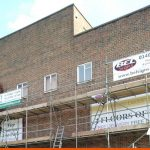 Scaffold Banners | Advertising from a height