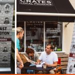 Great for events like book signings | BEL Signs