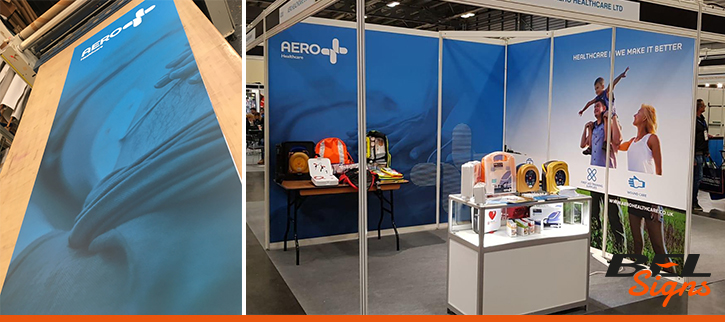 Exhibition Graphics from BEL Signs