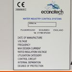 Water Industry Control Panel   BEL Signs