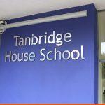 3D Lettering on school entrance | BEL Signs