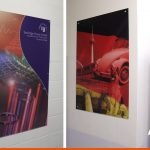 Printed Posters can brighten up school or college corridors