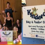 Baby & Toddler Group window sign | BEL Signs