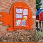Shaped notice boards for school playgrounds | BEL Signs