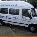 Minibus Graphics for Dorking firm | 01306 | BEL Signs