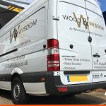 Long Wheeled Based Van Graphics | Signage for Haywards Heath