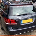 Henfield Hire Car Graphics | BEL Signs