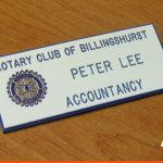 Engraved name badges | BEL Signs