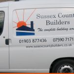 We cover the 01903 Steyning area | Van Signage | BEL Signs
