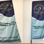Tower Flag for Southwater Dabblers | Flags | Horsham