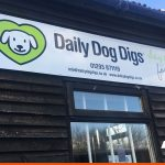 Printed Fascia for Daily Dog Digs