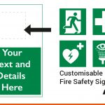 Get your site or workplace detailed fire safety signage