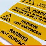 Warning Labels, Hazard Signs