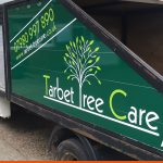 Panel wraps for local arboriculturists | South East Signage