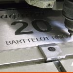 Our engraver at work | BEL Signs