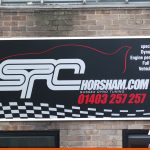 Fascia with Print | Horsham