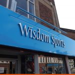 Large Retail Signage with Projecting Lettering