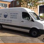 Long Wheel Base Van | Vehicle Signwriting Horsham