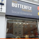 Boxtray Fascia Signage with Built up lettering | Crawley and Horsham