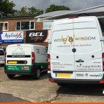Vehicle graphics   Sign Company Horsham   Sussex