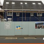 Printed Hoarding Panels for Construction Sites