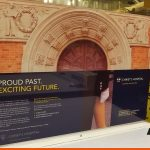 Printed posters for interior signage