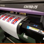 Printed Flag Stickers | Large Format Print