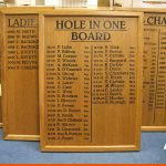 Collection of wooden Honours Boards | BEL Signs