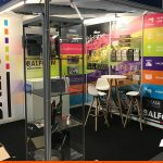 Printed Exhibition Panels for Balform   BEL Signs