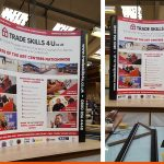 Printed Pop Up Banners for events or shows
