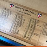 Cricket Club Honours Boards for local School